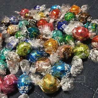 カラフルなチョコレート - No.969371