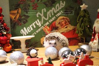 ハリネズミのクリスマス - No.969330