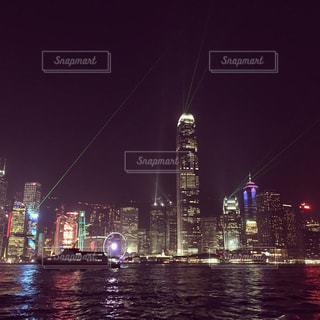 夜の街の景色 - No.970024