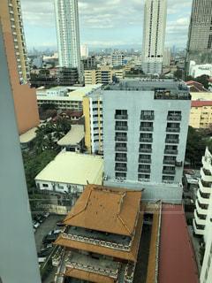 都市の高層ビルの写真・画像素材[969688]