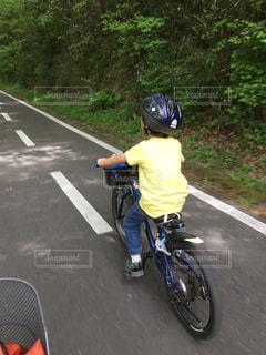 サイクリングの写真・画像素材[2107565]