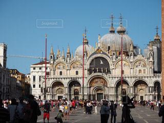 ヴェネツィアの写真・画像素材[1066657]