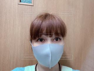 マスクをしている人の写真・画像素材[3154676]