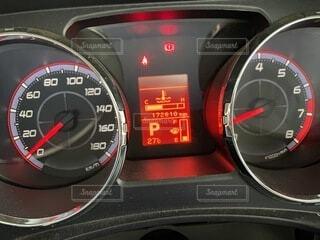 車の中の写真・画像素材[4719004]