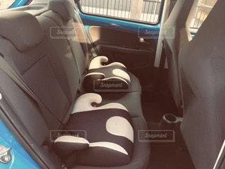 車とチャイルドシートの写真・画像素材[972997]