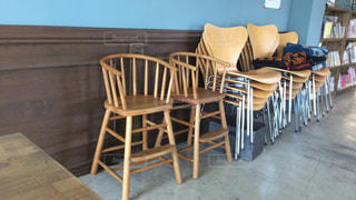 カフェの風景 - No.1028290