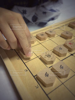 将棋で勝負!の写真・画像素材[1060762]