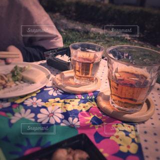 ピクニックの写真・画像素材[1081145]