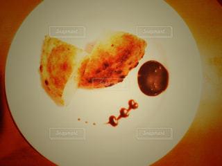 チョコのハートの写真・画像素材[1119424]