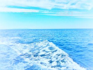 波と空の写真・画像素材[1165135]