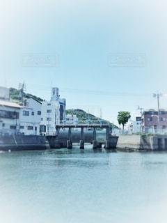 ボートからの景色の写真・画像素材[1167055]