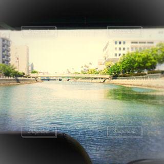 ボートからの眺めの写真・画像素材[1167158]