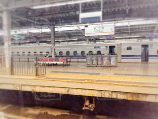 新幹線からの眺めの写真・画像素材[1168969]