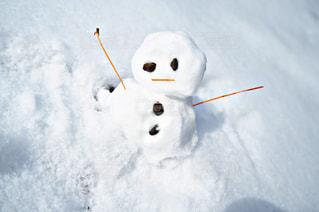 雪だるま⛄️の写真・画像素材[971254]