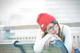女性の写真・画像素材[1094013]