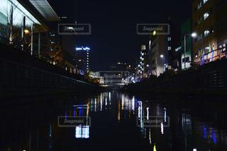 夜の街の景色 - No.971277