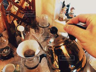 コーヒータイムの写真・画像素材[1003926]