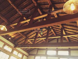 天井の写真・画像素材[1012759]