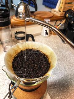ドリップコーヒーの写真・画像素材[2265901]