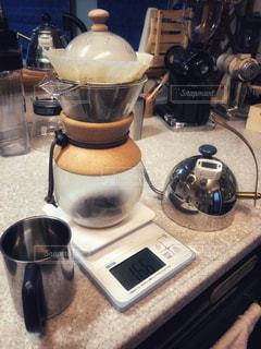 ドリップコーヒーの写真・画像素材[2265902]