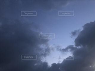 明け方の空の写真・画像素材[2284202]