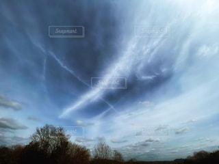 田舎の空の写真・画像素材[2991410]
