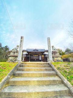 神社の写真・画像素材[3002000]