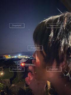 喫煙の写真・画像素材[3105391]