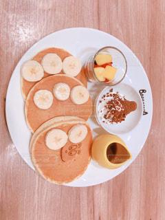 バーバパパパンケーキの写真・画像素材[971771]