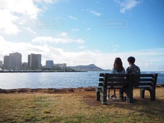 ハワイの早朝の写真・画像素材[2269808]