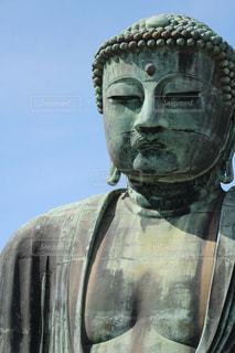 鎌倉大仏の写真・画像素材[1164019]
