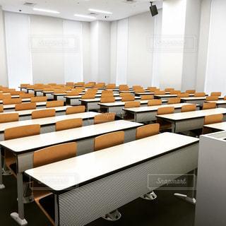 大学の教室の写真・画像素材[975865]