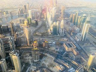 都市の空中写真の写真・画像素材[973068]