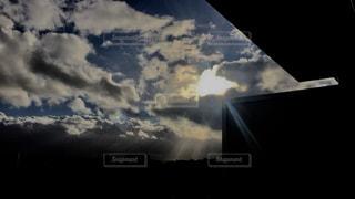 台風一過の写真・画像素材[973357]