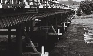 渡月橋の写真・画像素材[973675]