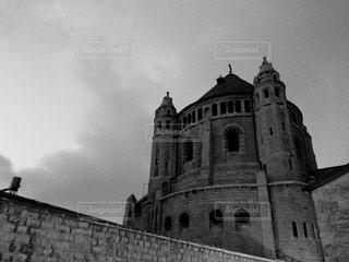 古城と見せかけて教会の写真・画像素材[973762]