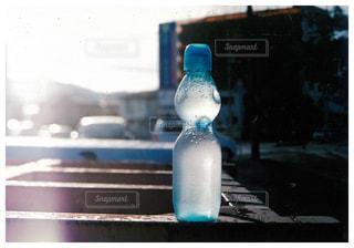 ラムネと夏の写真・画像素材[983023]