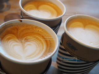 一杯のコーヒーの写真・画像素材[975502]