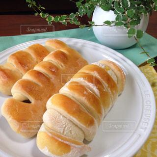 はじめてのパン作りの写真・画像素材[1175861]