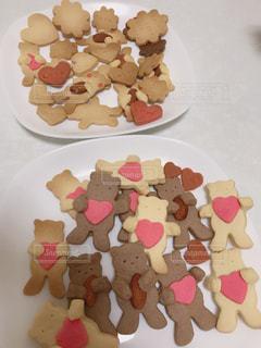 クッキー作りの写真・画像素材[1178453]