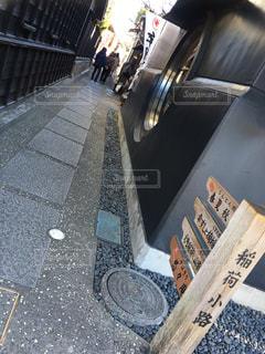 小江戸の小道の写真・画像素材[974522]