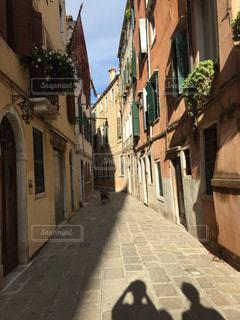 ヴェネツィアの日常の写真・画像素材[977286]