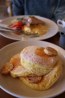 パンケーキの写真・画像素材[1073264]