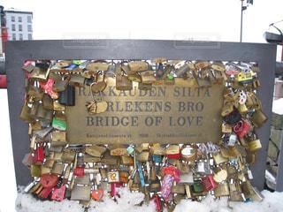 フィンランド bridge of love - No.1162442