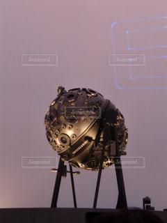プラネタリウムの投影機の写真・画像素材[1171509]