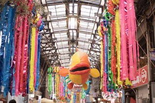 円頓寺商店街の七夕祭りの写真・画像素材[2333831]