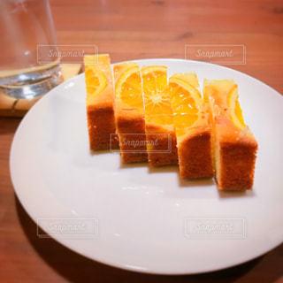オレンジケーキの写真・画像素材[976704]