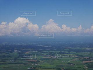 飛行機からの眺めの写真・画像素材[991569]