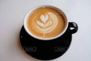 一杯のコーヒーの写真・画像素材[1674643]