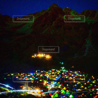 夜の眺めの写真・画像素材[2125964]